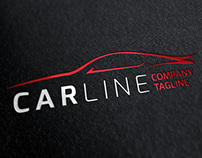 Car Line Logo & Corporate Identity