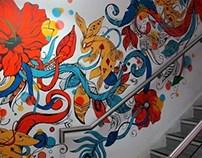 Superstore Mural