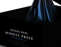 MINUIT PRIVE - Helena Hess
