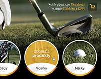 Play golf London eshop