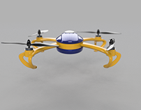OpenR/C 450mm Quadcopter