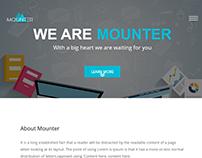 Mounter – Corporate HTML Template