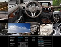 Mercedes-Benz - GLK Experience + FB App