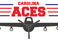 Hockey Jersey Design - Carolina Aces