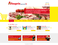 Atouprix Supermarket