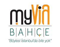 Myvia Bahçe Web Design