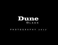 Dune Black Photography 2017