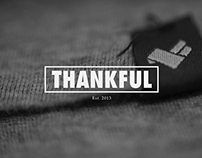 Thankful Cloth Branding