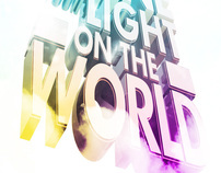 Shine Your Light On The World