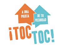 TOC-TOC: Diseño de servicio