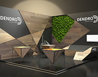 Dendro // Exhibition stand