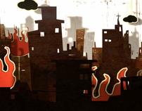 """City Fires"" Sound in Motion Spring 2010 [Junior]"
