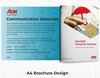 AON ROMANIA - Communication Materials