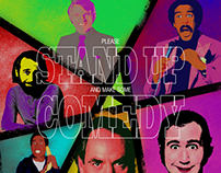 Please Stand Up And Make Some Comedy || Fanzine