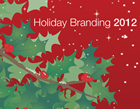 106.7 Lite FM Holiday Branding 2012