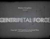 """Centripetal Force"" Theoretic Spring 2010 [Junior]"