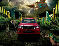 Toyota Hilux Launch  |  Dubai