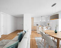 Maximinos Apartment by REM'A