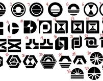 Prismata Logo Concepts