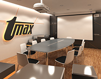 Thermamax Showroom Visualization for BBCO MesseManufakt
