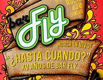 Bar Fly. Advertising