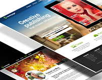 CoverPage Web Design 2.0
