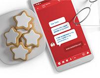 Christmas Campaign / Campanha de Natal - Philips