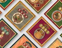 @adozendesignprojects 002 - Malaysian foods