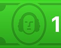 Square Cash Bills