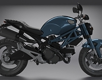 Ducati Monster1100 MotorCycle