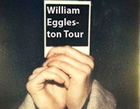 William Eggleston Lecture Tour