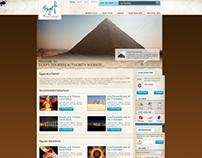 Egypt Tourism Authority (web & mobile)