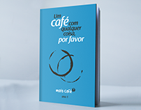 Capa do Livro do Mais Café