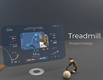 Treadmill Product Design