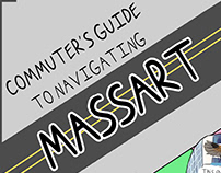Commuter's Map of Massart