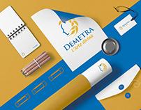 L'Arte divina. Branding for Demetra.