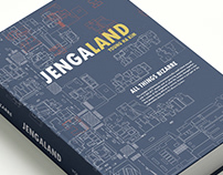 All Things Bizarre: JengaLand – Book Cover design