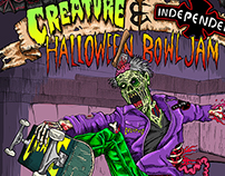 Creature/Independent Halloween Poster