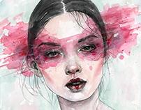 Watercolor Illustrations I