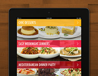 Cook Happy—Recipe Video App