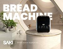 SAKI/ Bread Maker