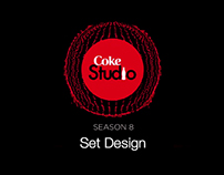 Set Design of Coke Studio Season 8