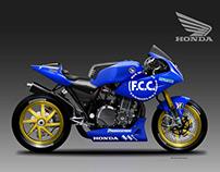 HONDA CB1100 RS ENDURANCE RACER