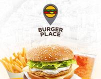 Burger Place, бургерная