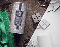 Chocolate - Packaging 3D