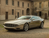 Zagato Shooting Brake