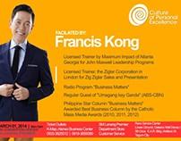 Francis Kong 45sec Animation Ad