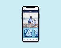 Rit Dye | DIY Shibori Beach Towels