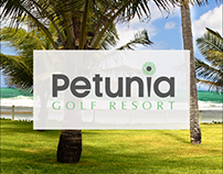 Petunia Golf Resort Website Design