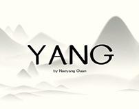 YANG - FREE HANDWRITTEN FONT